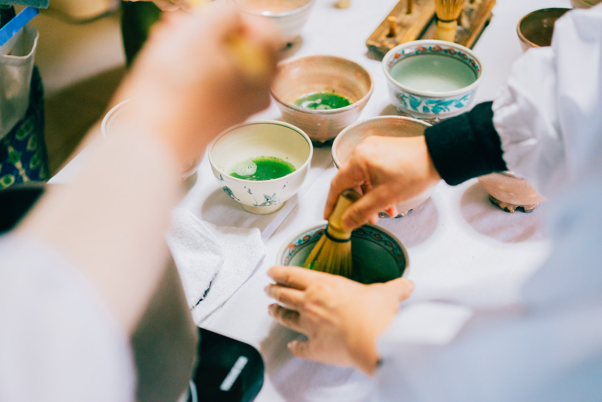 3月4日瑶甫会茶会。