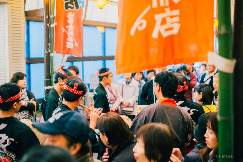 春告げる歌舞伎。【日本一周11日目2018.04.06(No.08香川県琴平町)】