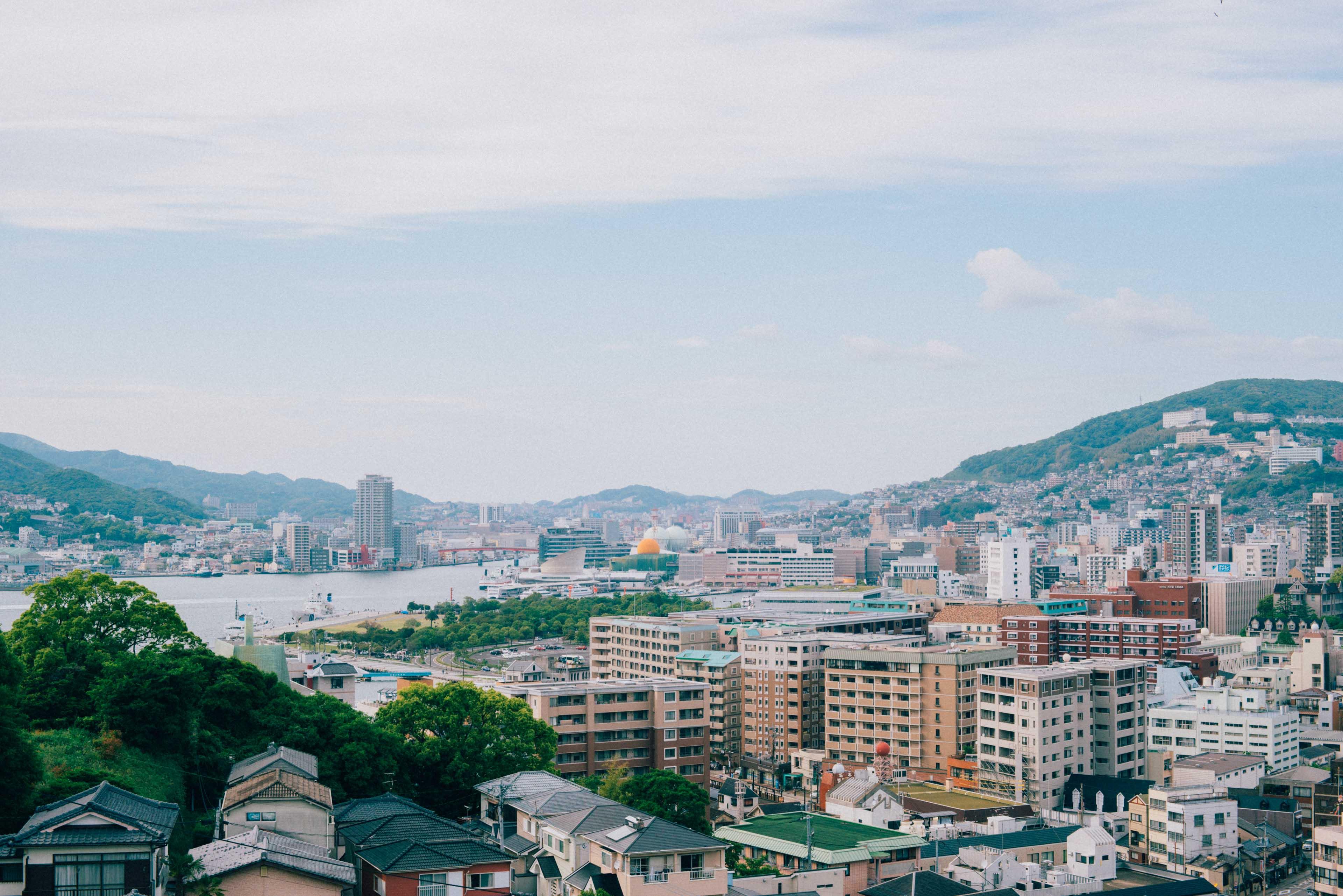 長崎にしかない景色。【日本一周47日目2018.05.12(No.91~92長崎県)】
