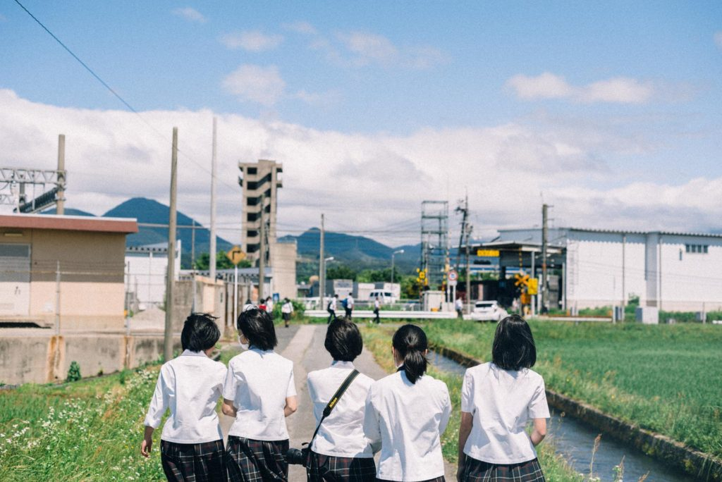 高校生と一緒に。【日本一周79日目2018.06.13(No.210~219)鳥取県】