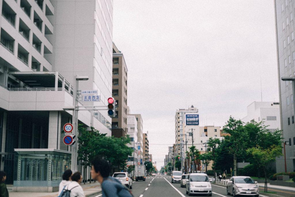 北海道旅の始まり。【日本一周83日目2018.06.17(No.231~235)北海道編】
