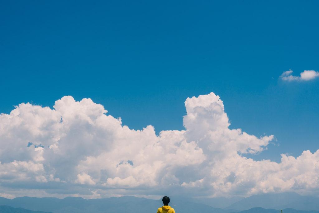 入道雲と旅をする。【日本一周128日目2018.08.1長野県No.465~472】