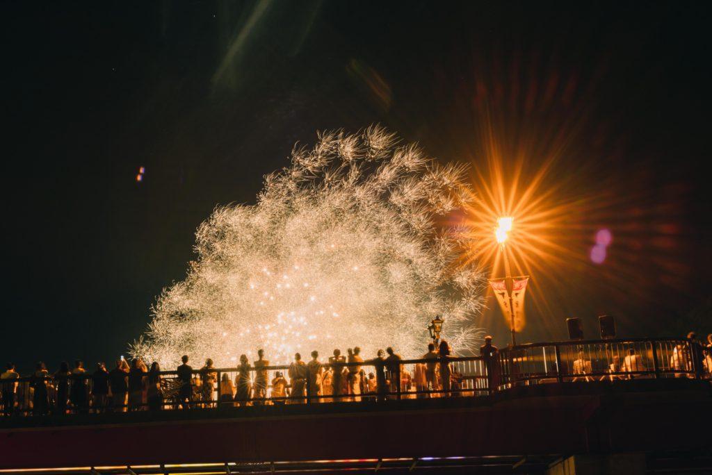 下呂温泉と夏祭り。【日本一周130日目】