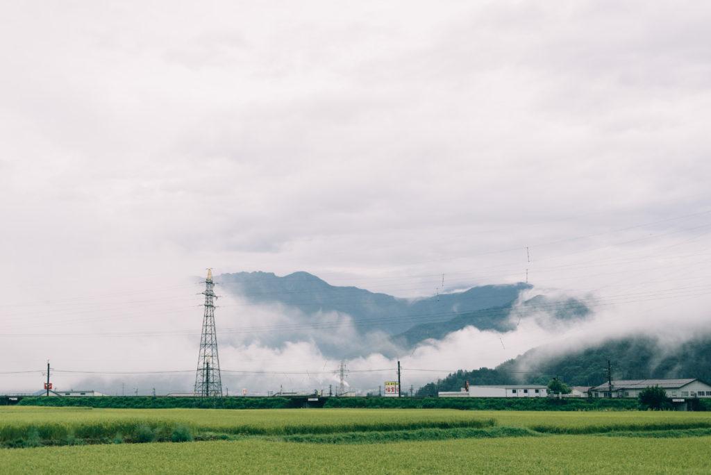 新潟はずっと雨。【日本一周153日目08.28】