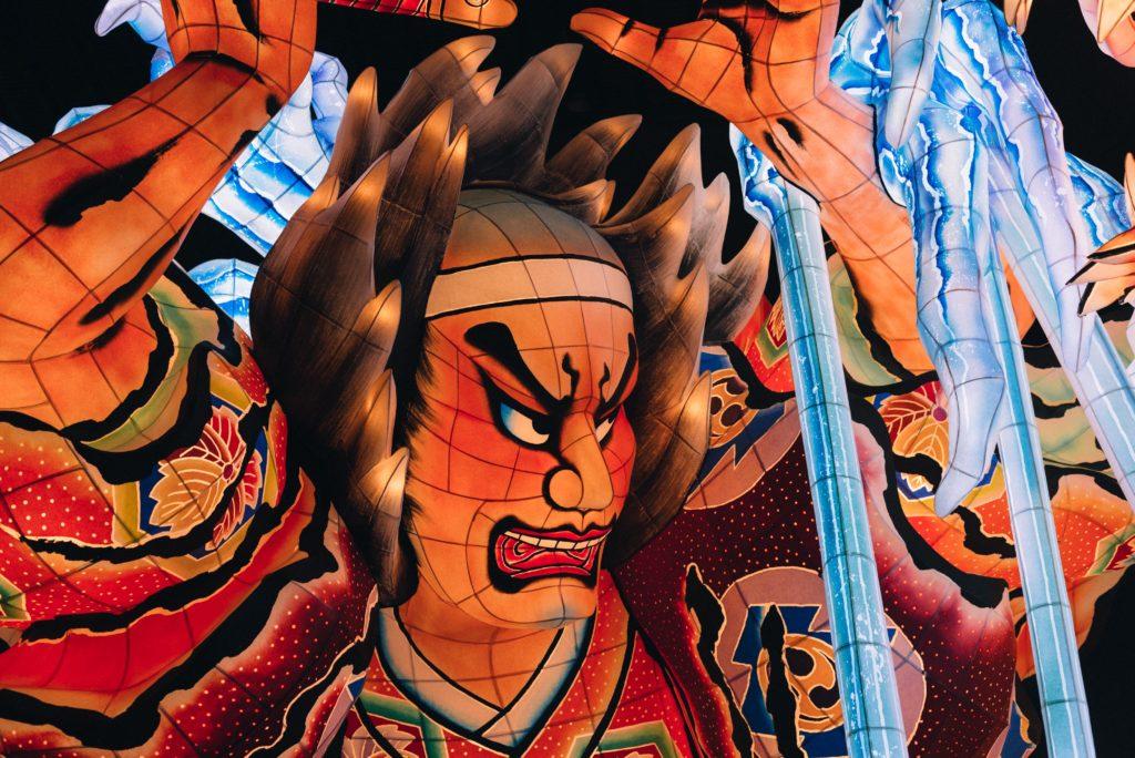 太宰治の故郷や津軽半島、ねぶたの迫力に圧倒されて。【日本一周165日目09.09】
