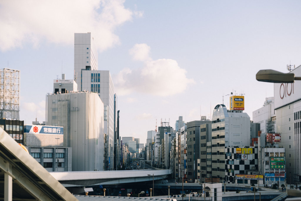 上野へお邪魔します。【10月5日】