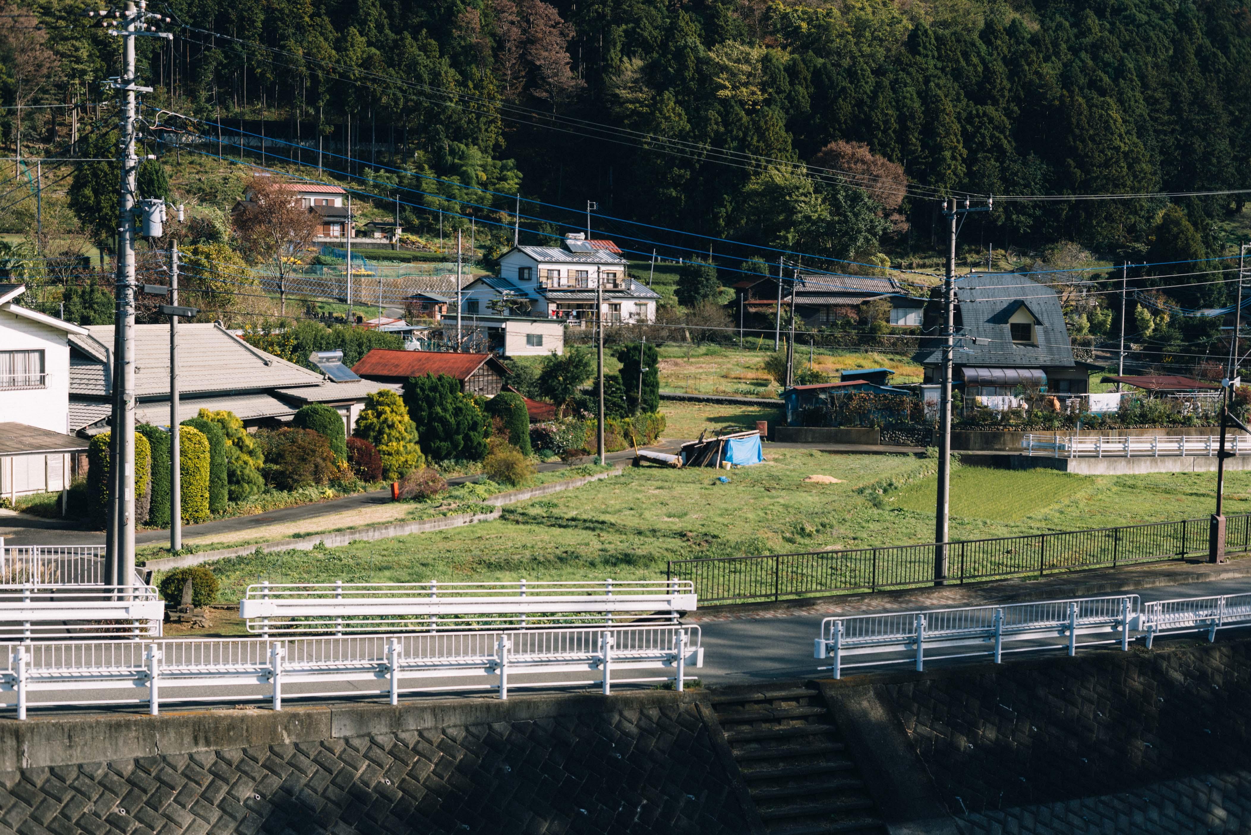 神奈川県中部。憩いの場、生活の場。【日本一周244日目11.24】