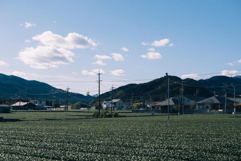 再び三重県、伊勢に向かっておりていく。【日本一周258日目12.08】