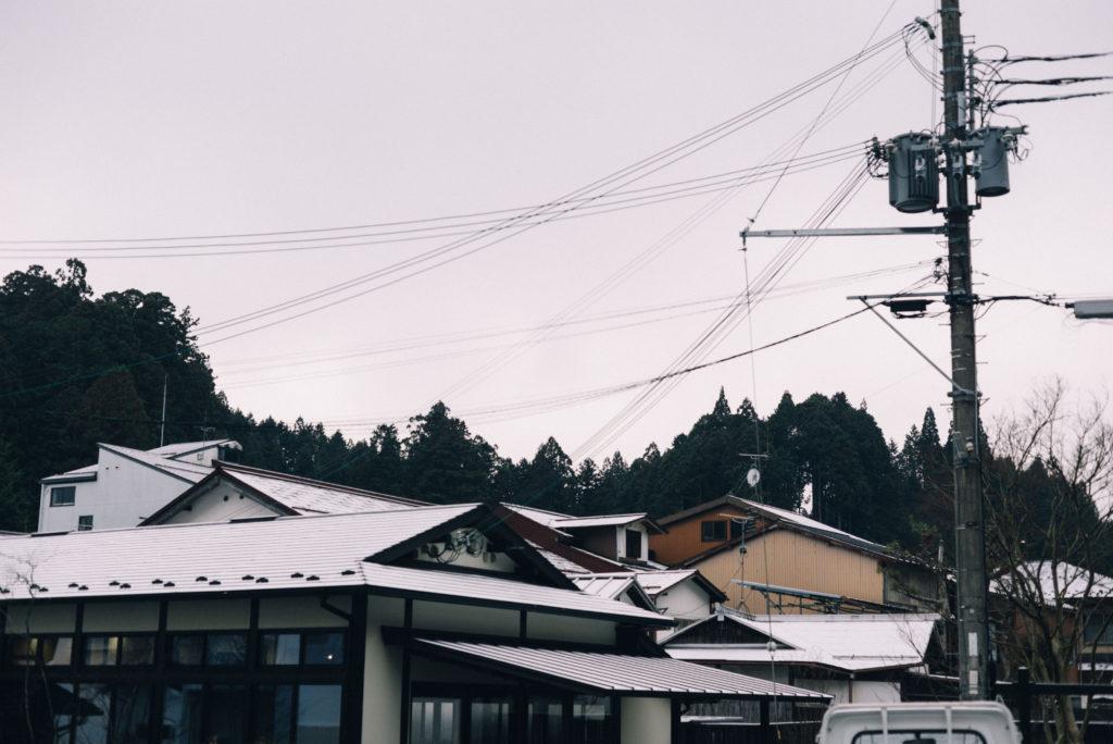 天空の聖地・高野山は厳しい雪景色。【日本一周264日目12.14】