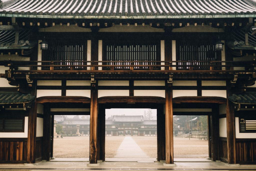 総本山、大本山、天理教、いろんな聖地を訪れる。【日本一周270日目12.20】