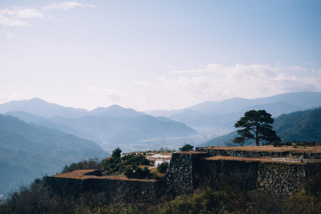 天空の城、竹田城跡に但馬、丹波、播磨の旅。【日本一周273日目12.23】