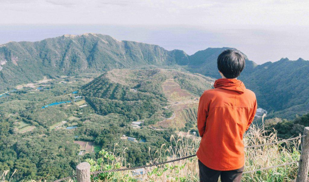"""絶対に行くべきではない卒業旅行先、""""青ヶ島""""冒険日誌(1/3)"""