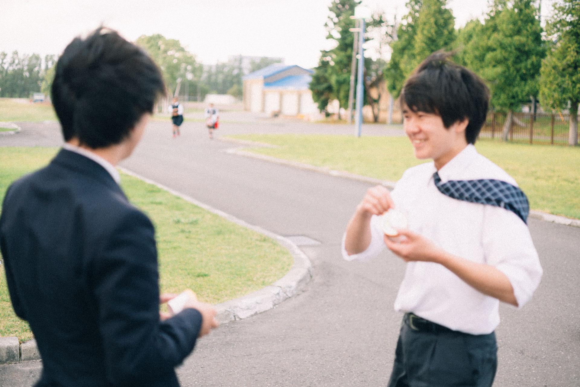 高校生から農業をすること。【日本一周85日目2018.06.19(No.236~243)北海道編】