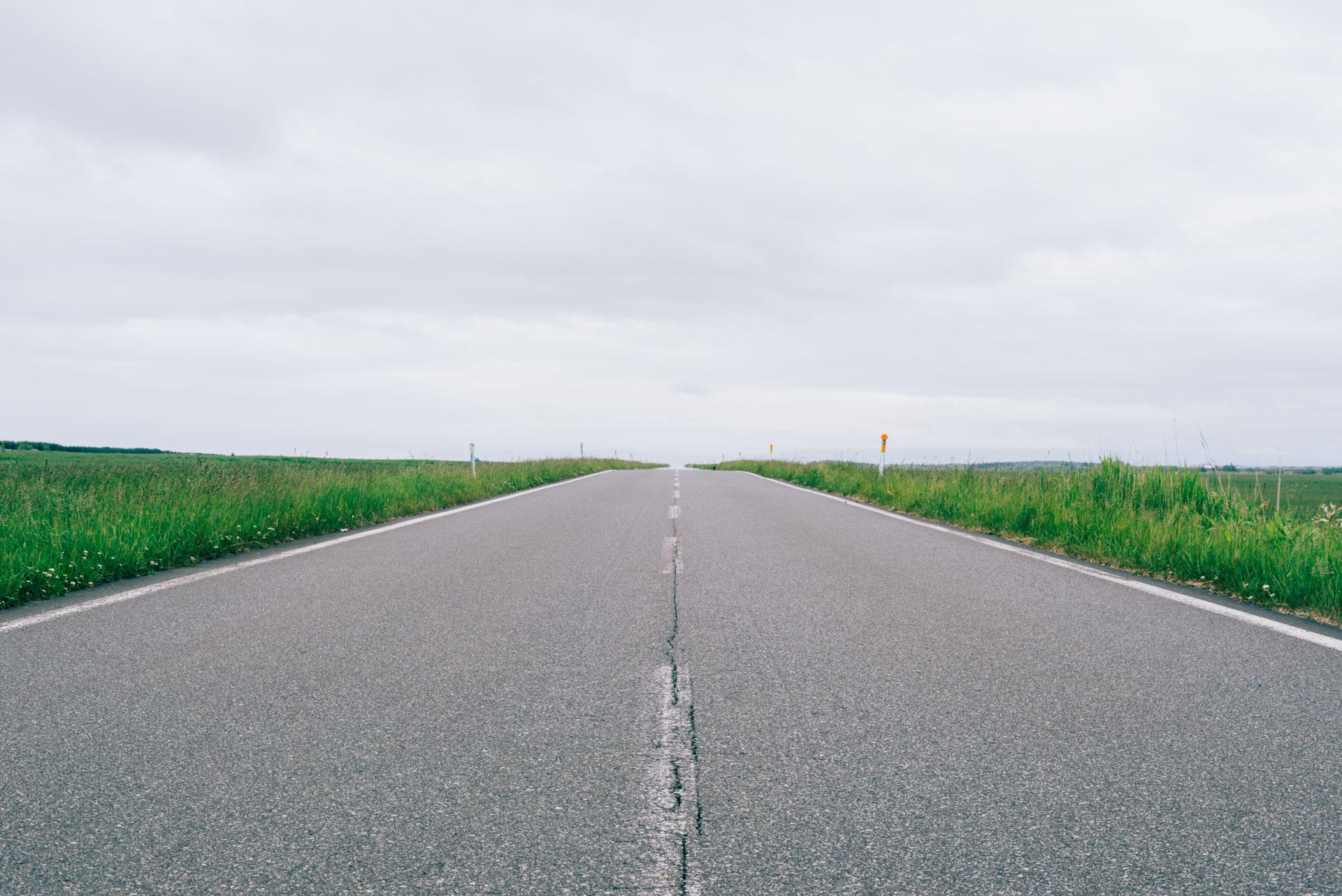 宗谷岬から道東を進んで行く。【日本一周91日目2018.06.25北海道編】