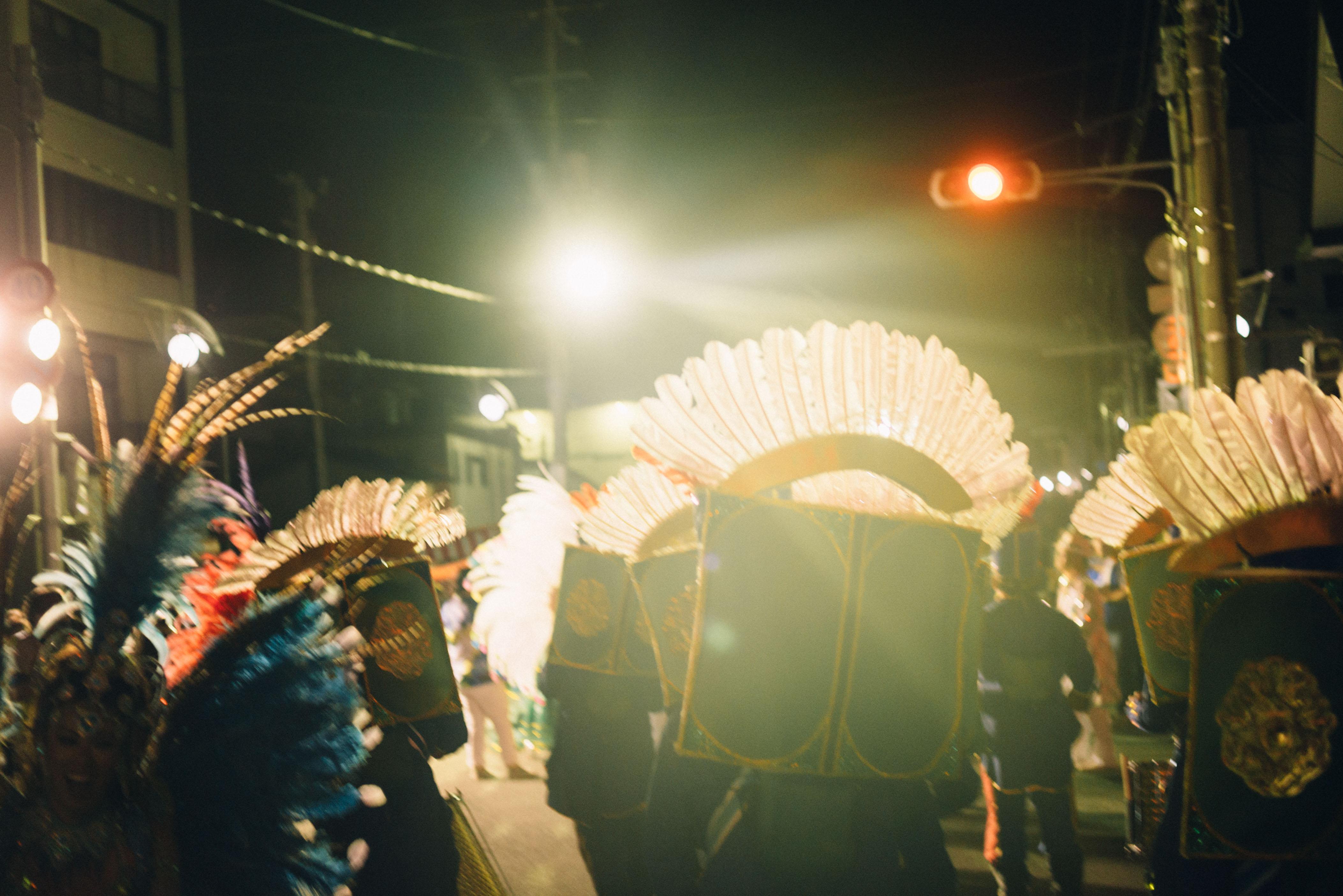 わんこそばで限界突破し、宮古の秋まつりでサンバを踊る。【日本一周171日目09.15】
