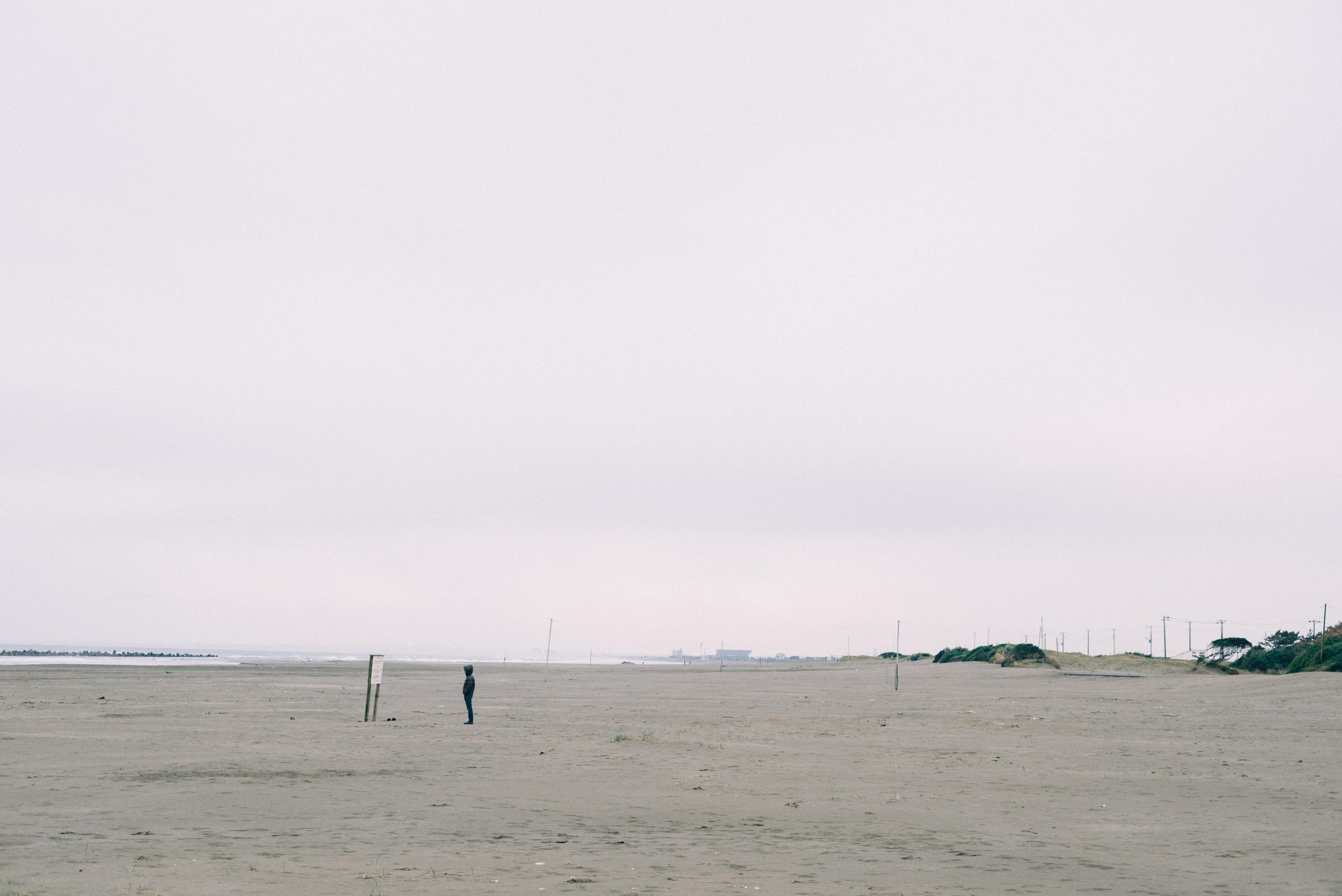 砂浜のように長い房総半島を行く。【日本一周224日目2018.11.07】