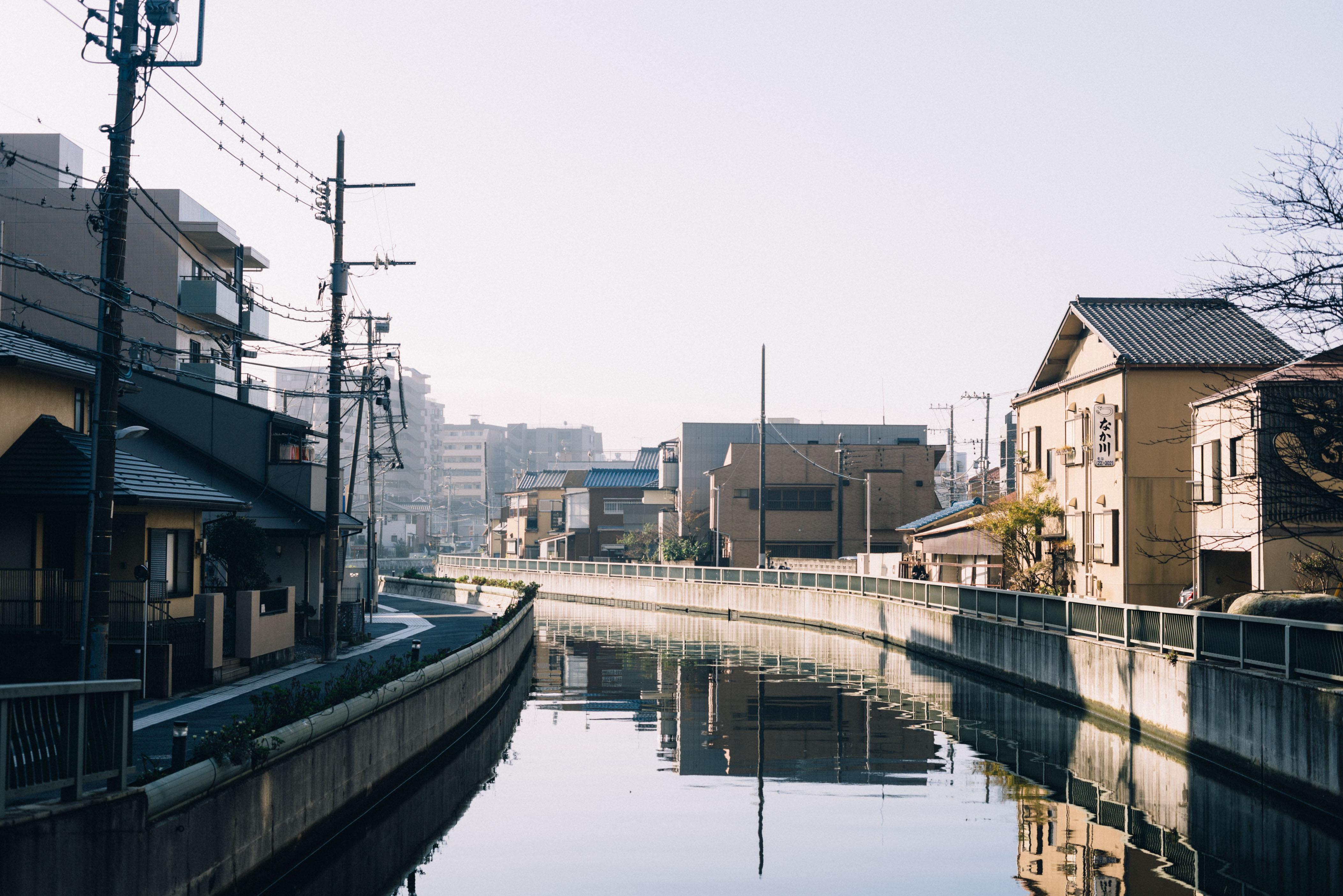 千葉県最後のまちを走る。