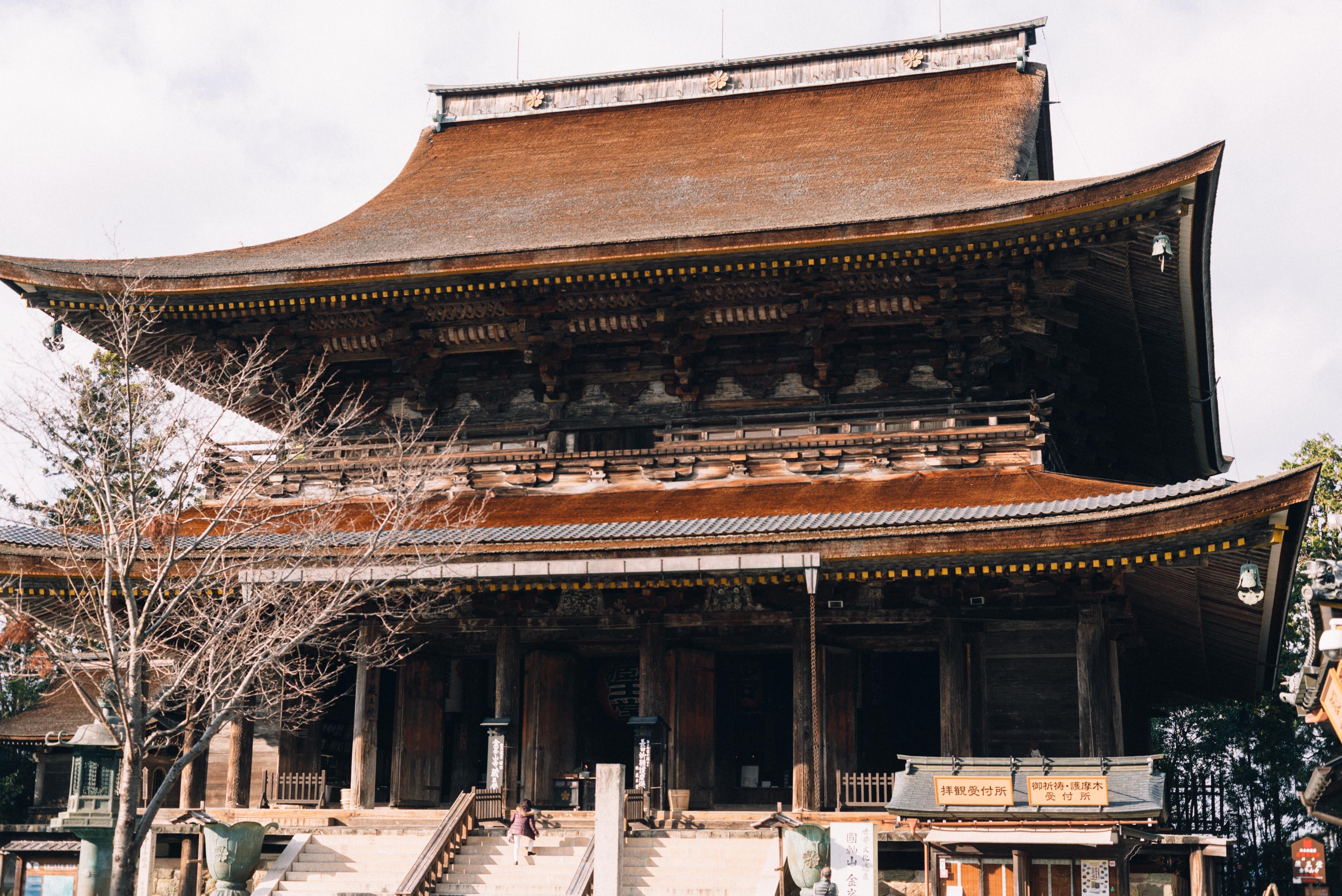 歴史と秘境、最強のお城巡り。【日本一周269日目12.19】
