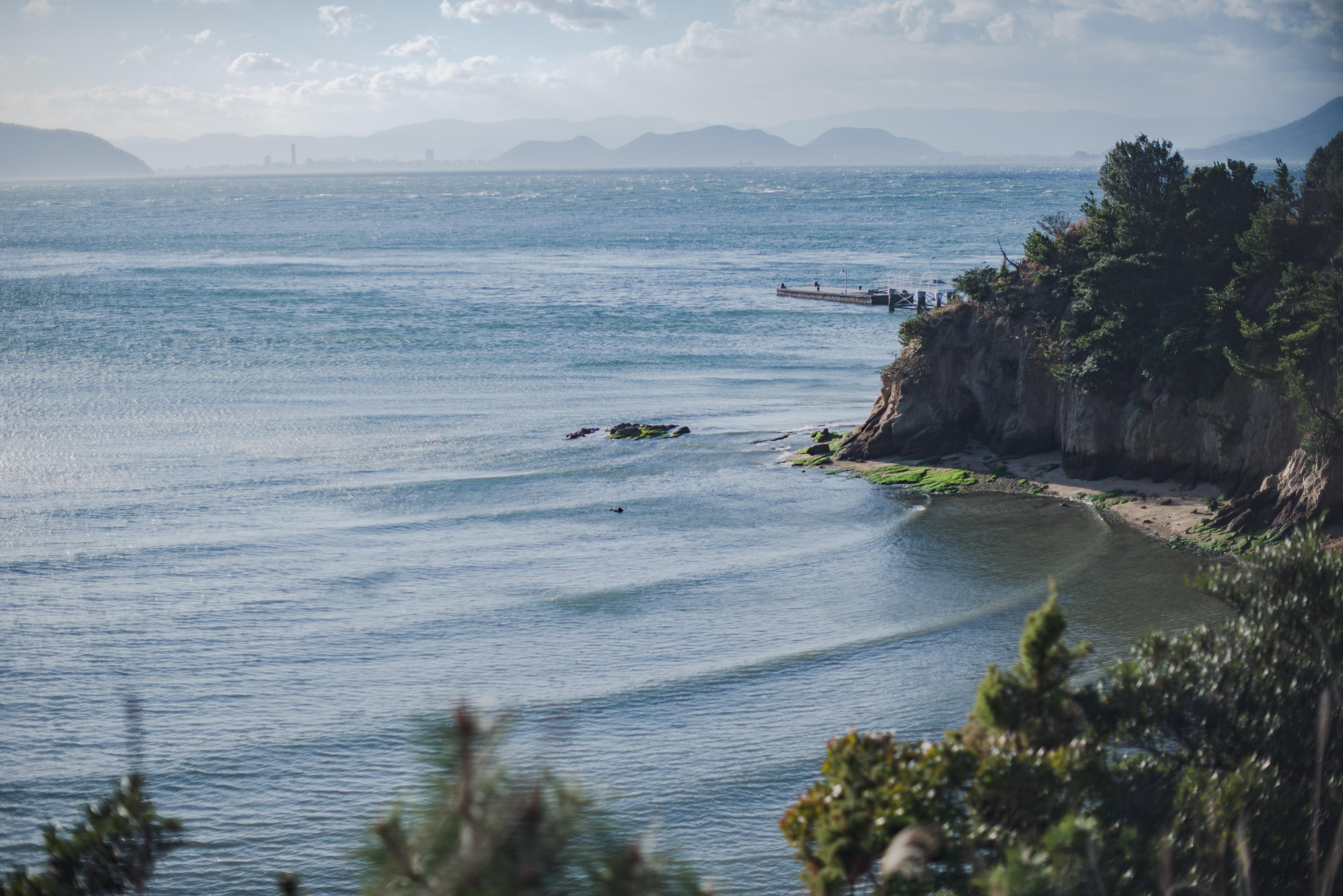 冬は直島、瀬戸内の島。過去の旅振り返りの巻。〜香川県編〜