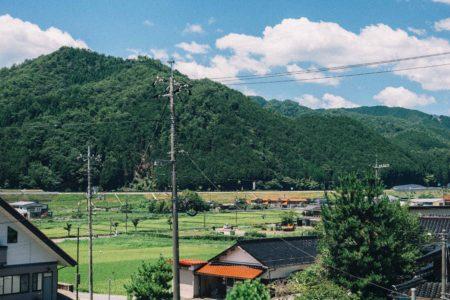 岡山県北のはじっこ、西粟倉村まで。