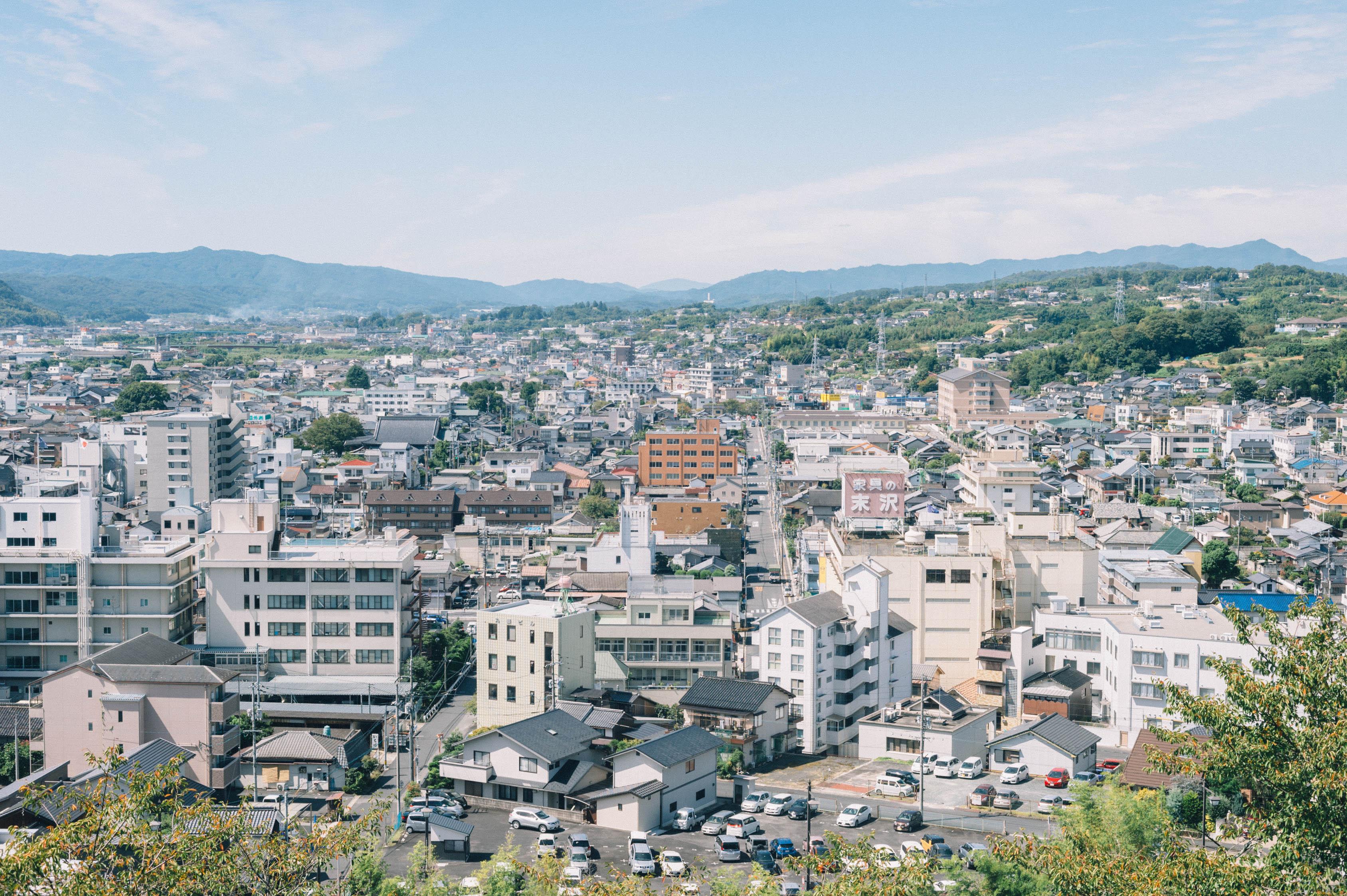 【市町村一周の旅】岡山県をぐるっと一周すれば。