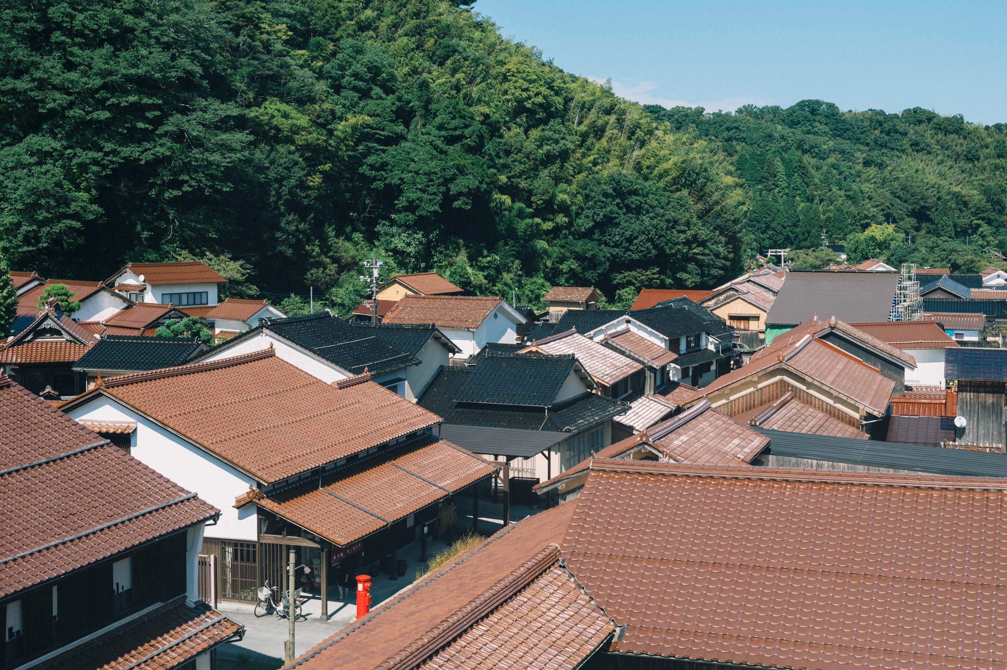 【市町村一周の旅】舞台は島根県へ。石州瓦の美しい町並みや世界遺産・石見銀山へ。
