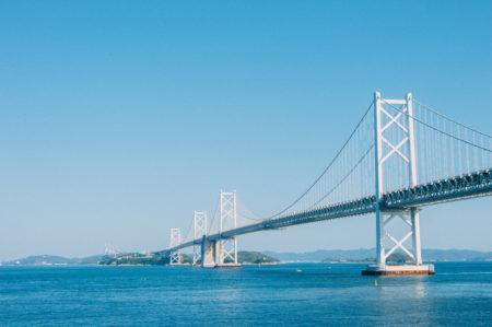 瀬戸内の青い海を感じながら。【市町村一周の旅】