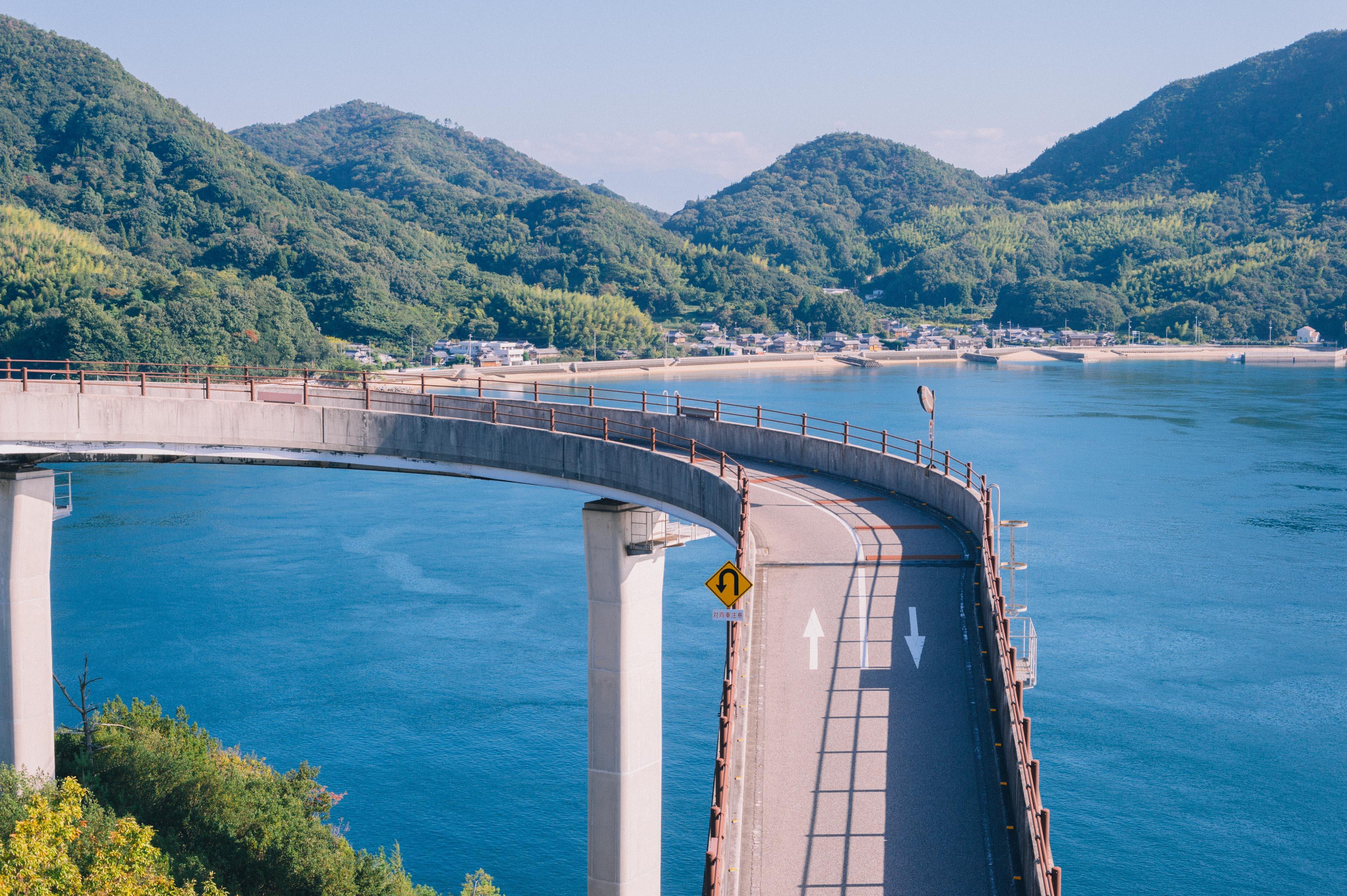 四国巡りラストはしまなみ海道へ。【市町村一周の旅】
