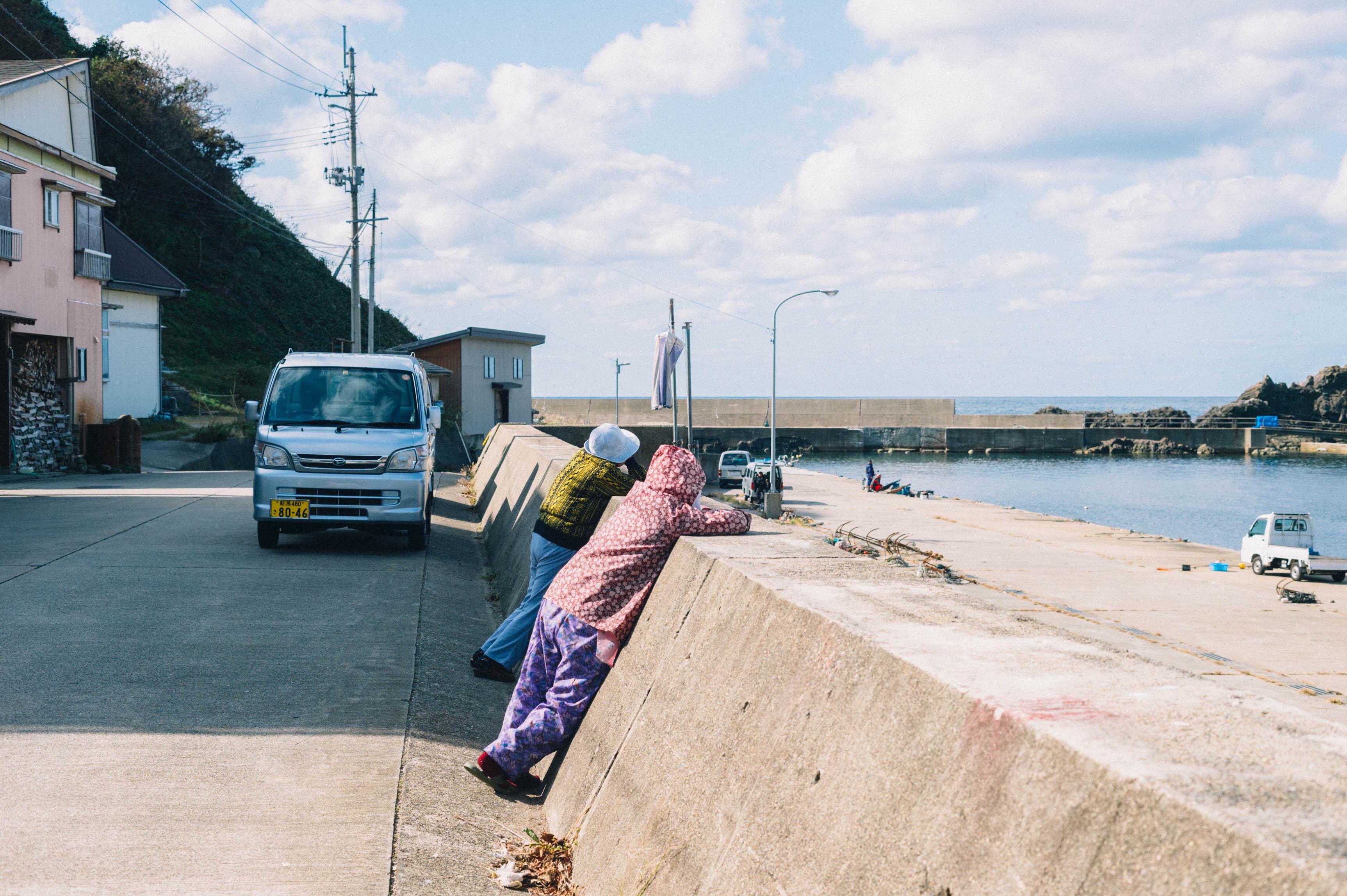 人口370人、新潟県北部に浮かぶ小さな粟島。【市町村一周の旅】