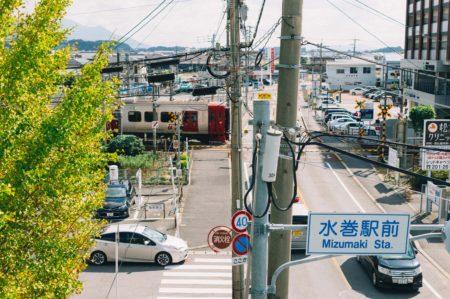 九州の旅再開。北九州市と福岡市の間を進む。【市町村一周の旅】