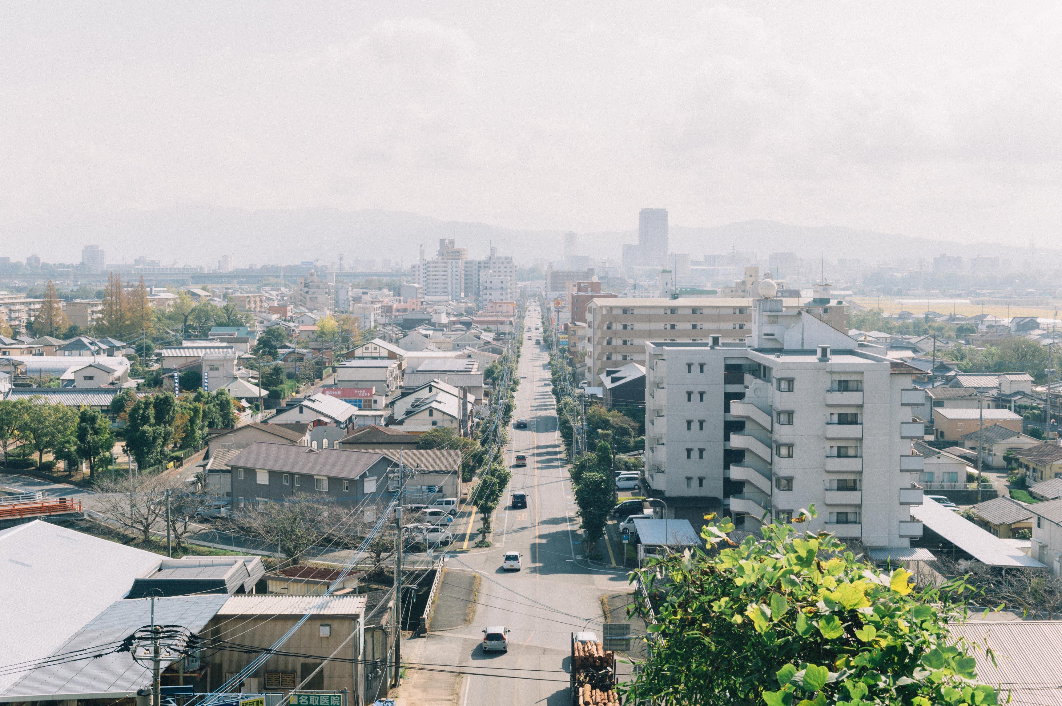 佐賀県東部の小さなまちへ。【市町村一周の旅】