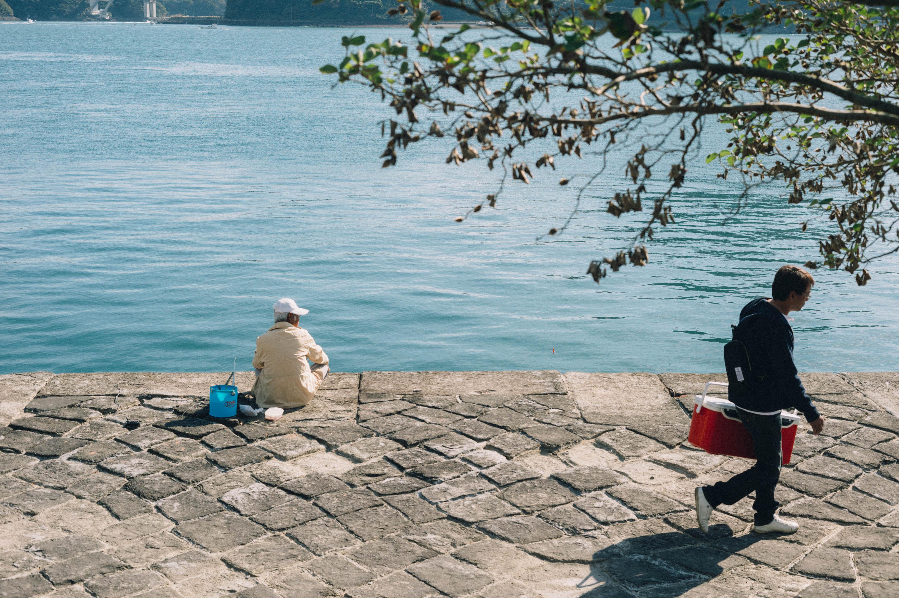山から海へ、海から島へ。【市町村一周の旅】