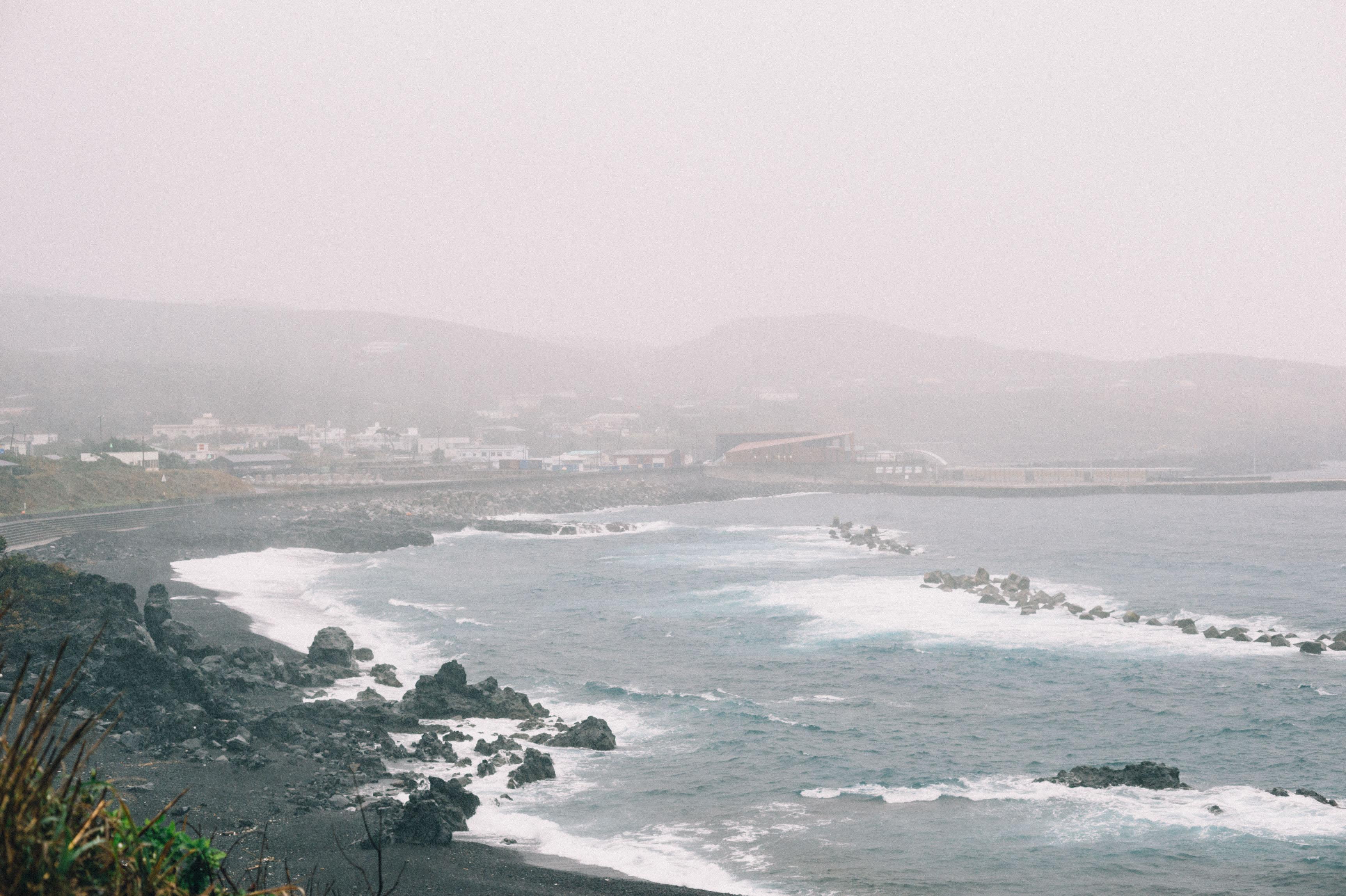 御蔵島から八丈島を経由して三宅島へ。【市町村一周の旅】