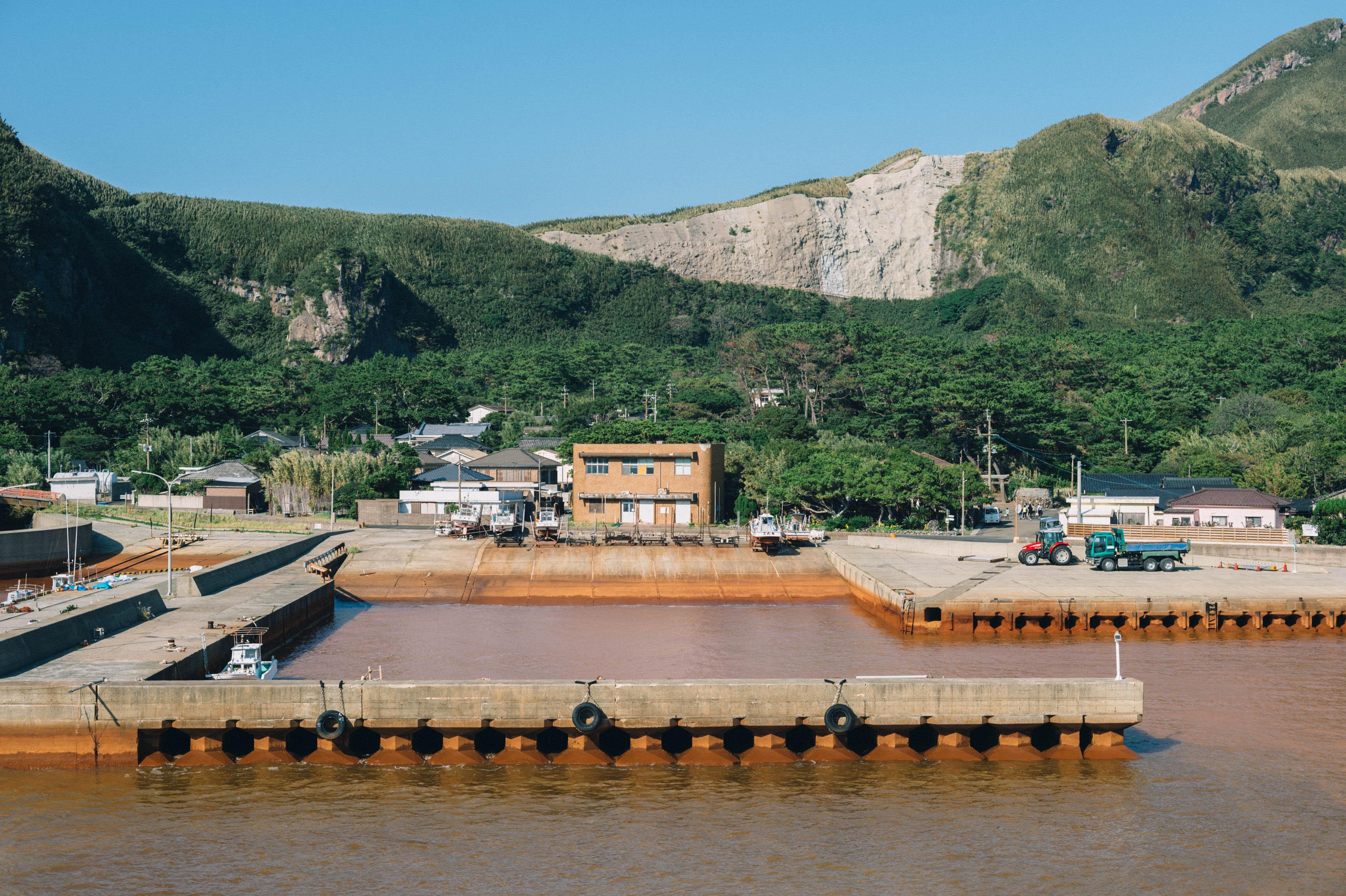 最後の旅の始まり。三島村は驚きの自然と温かな暮らし残る世界最小のジオパーク。ー鹿児島県三島村ー【市町村一周の旅】