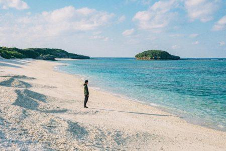 沖縄県の最北の地、伊平屋島のあまりに美しい原風景。【市町村一周の旅】