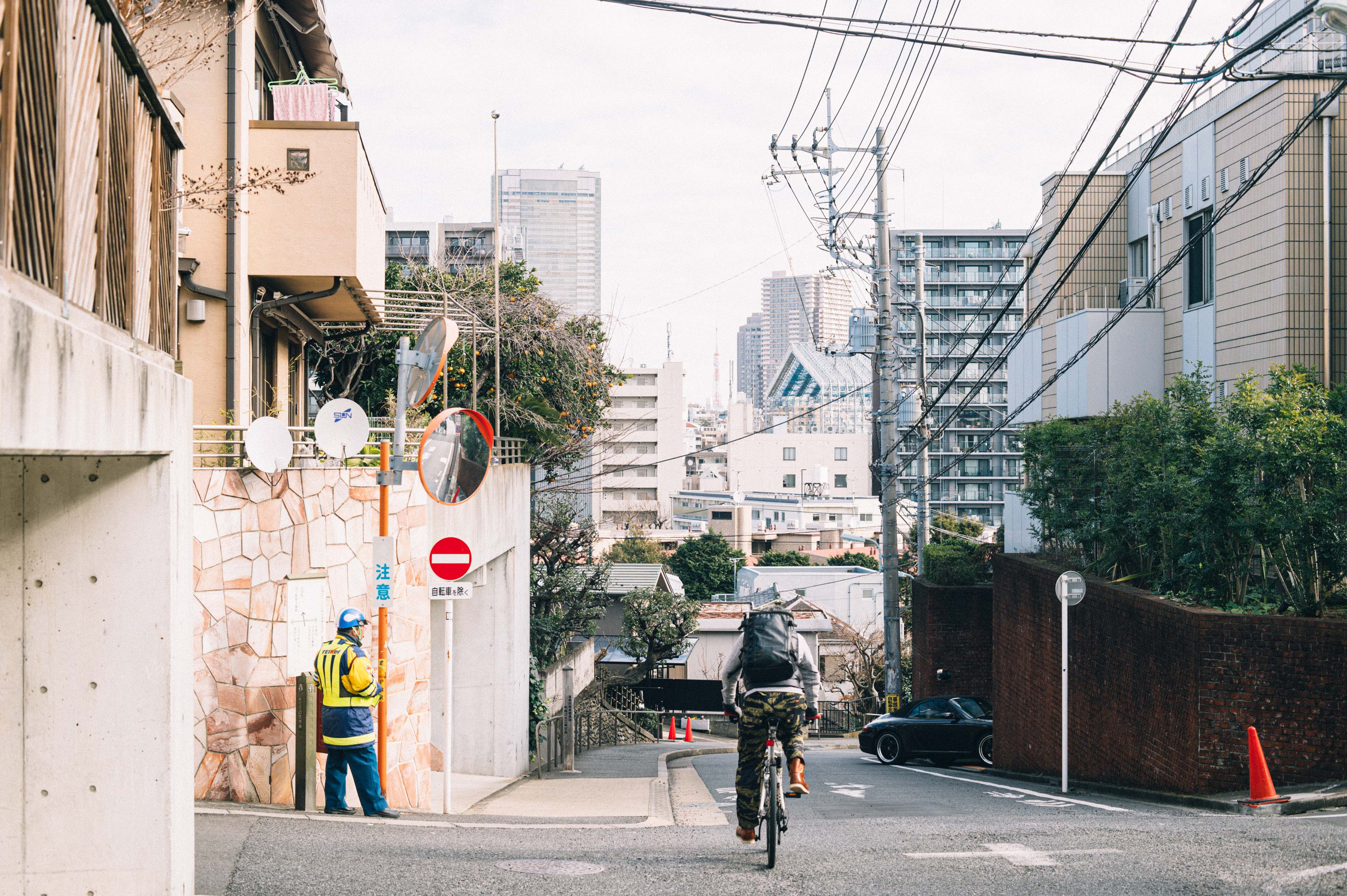 立春の東京散策記。【2020年2月5日〜8日】